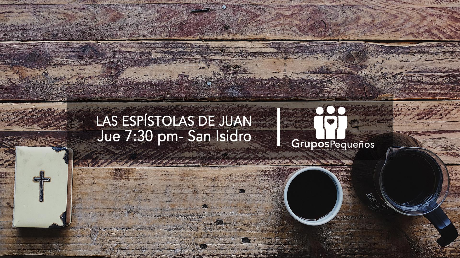 Las Epístolas de Juan