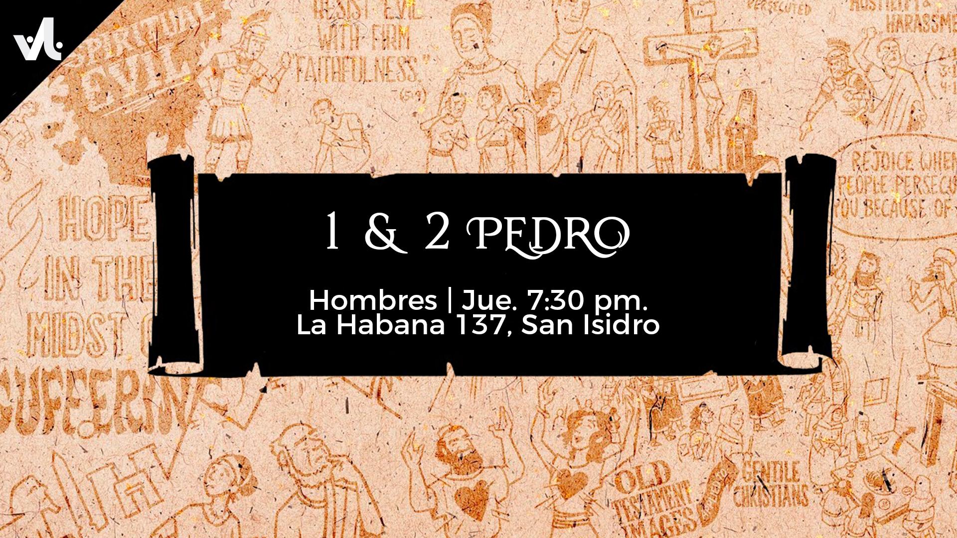 1 & 2 de Pedro